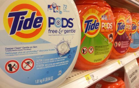 Tide Pods: Fun to wash with, not to eat