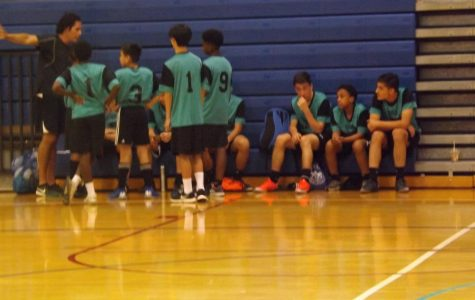 Panther vs Eagles Futsal Game