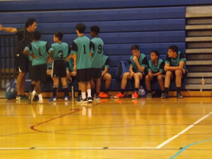 Panther+vs+Eagles+Futsal+Game