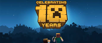 Minecraft becomes the best selling game on its 10th birthday