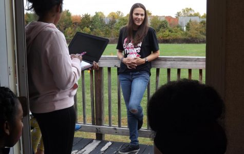 Mrs. Carr returns in new position at Carson