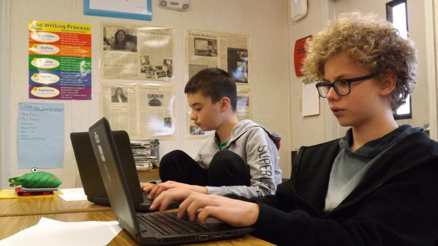 Laptops for RCMS students under consideration for next year