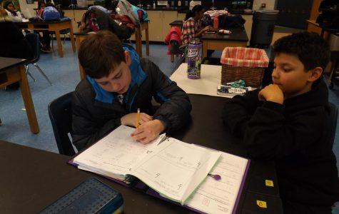 Peer tutoring creates special friendships