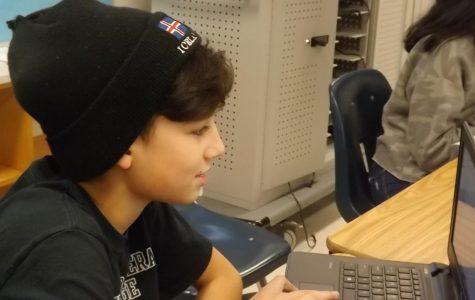 For Legacy student, every season is beanie season
