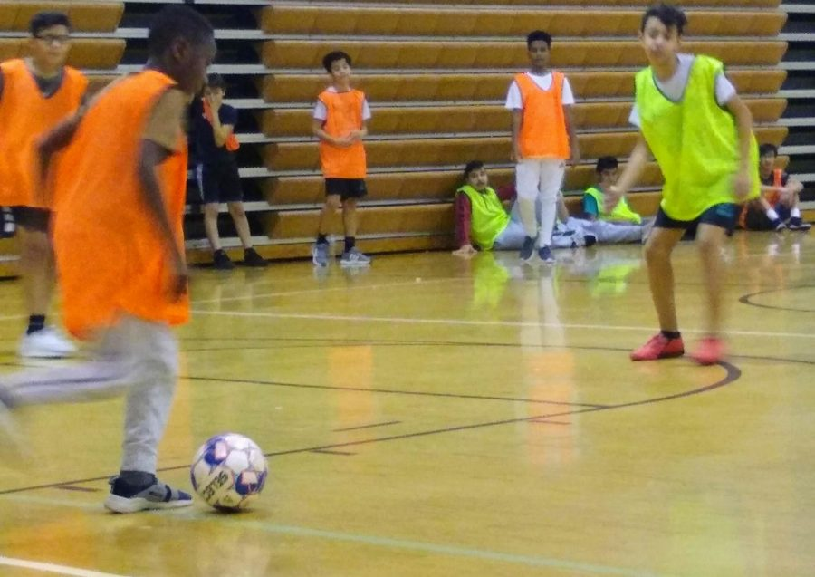 After-school soccer club: Soccer power and transformative character