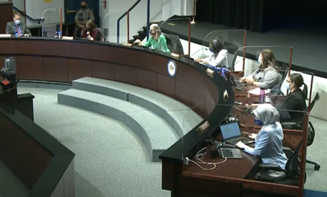 The FCPS School Board debates topics including next year