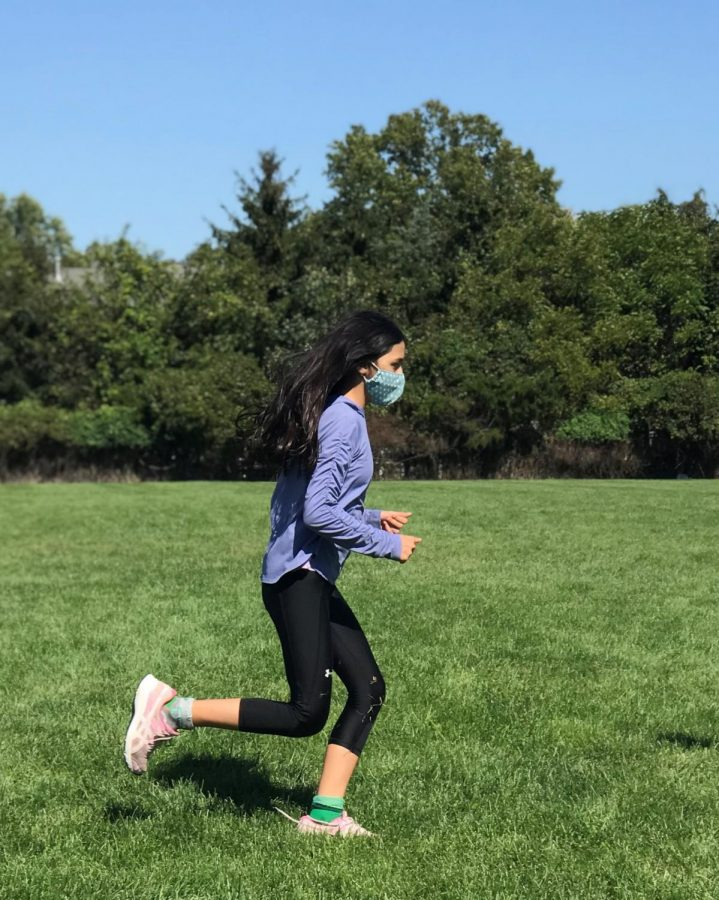 Students start track club